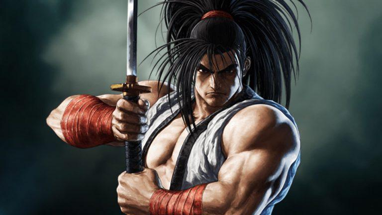 Samurai Shodown – вступительный трейлер Yashamaru
