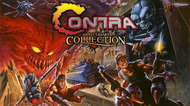 Состав Contra Anniversary Collection