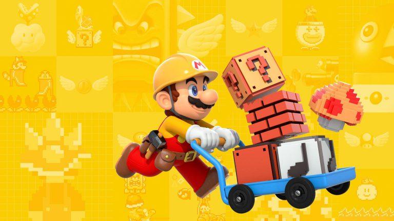 Nintendo анонсировала Super Mario Maker 2 Direct