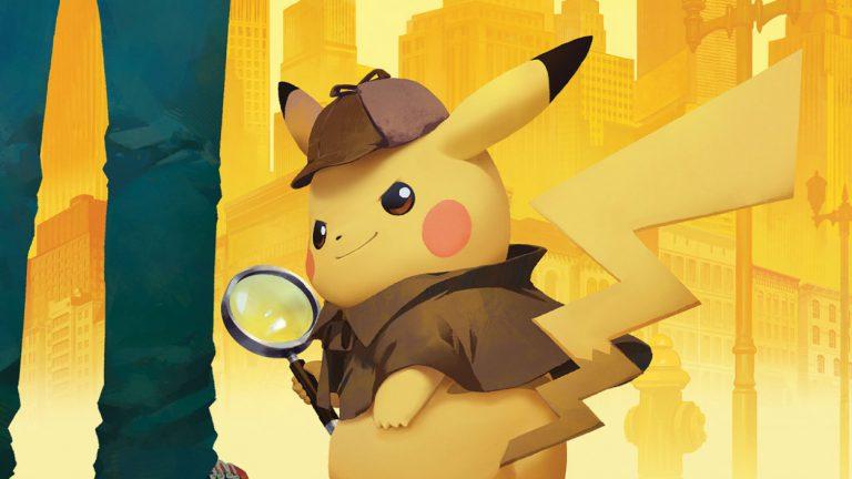 Новая игра о Детективе Пикачу анонсирована на Switch