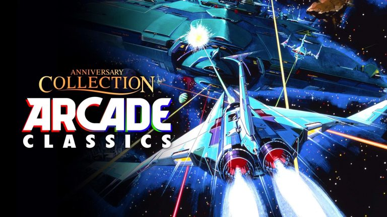 Для Arcade Classics Anniversary Collection вышло обновление 1.0.2