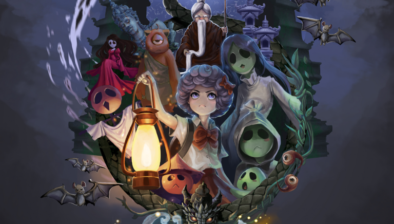 Новые подробности о Ghost Parade для Switch