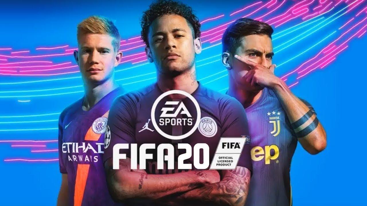 FIFA 20 выйдет на Switch