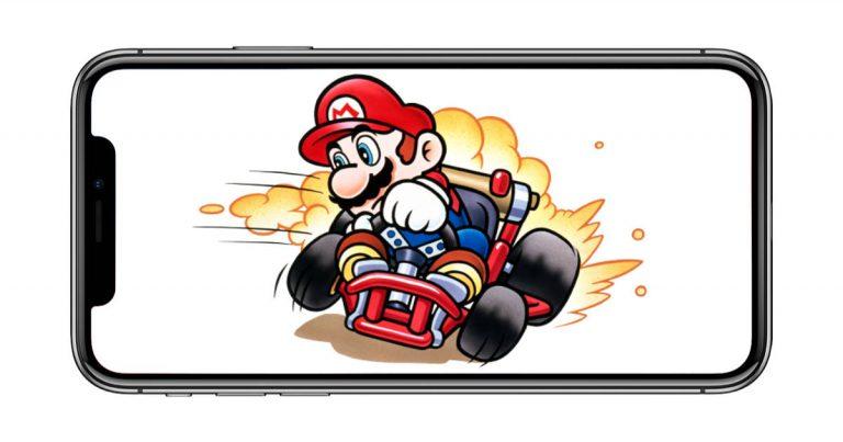Геймплей Mario Kart Tour