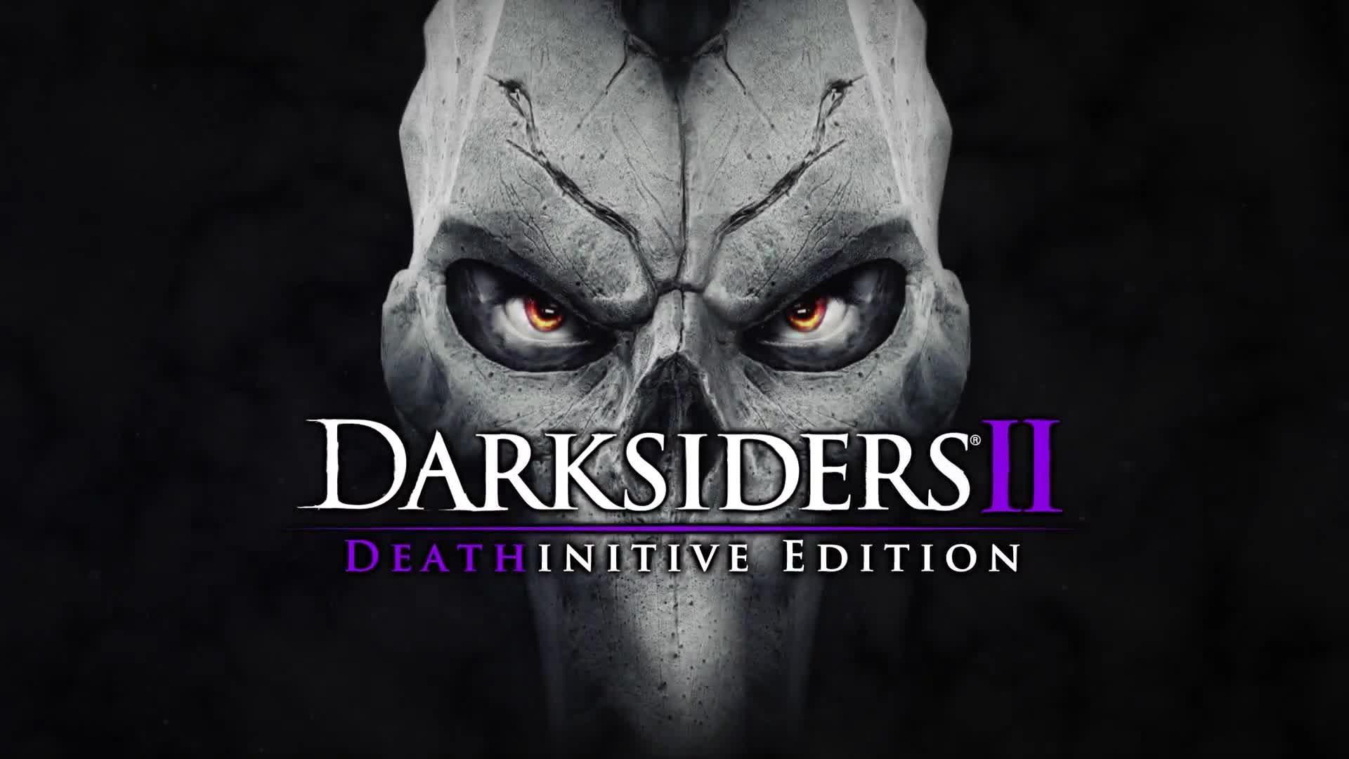 Бокс-арт Darksiders 2 Deathinitive Edition