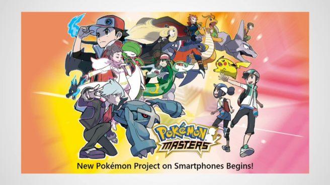 Read more about the article Анонсирована новая игра для мобильных устройств – Pokemon Masters