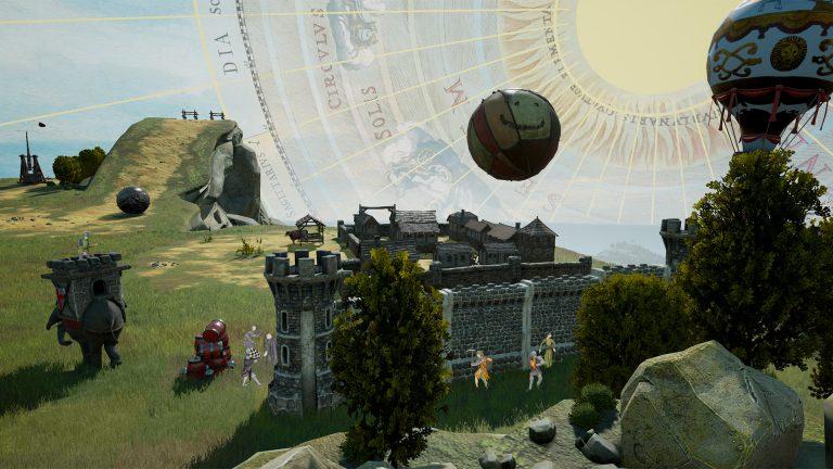 Rock of Ages 2: Bigger & Boulder выйдет на Switch
