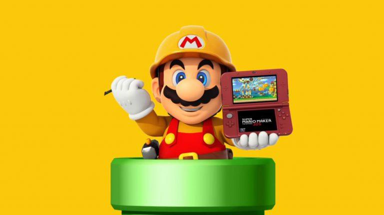 Уровни из Super Mario Maker Wii U/3DS нельзя перенести во вторую часть
