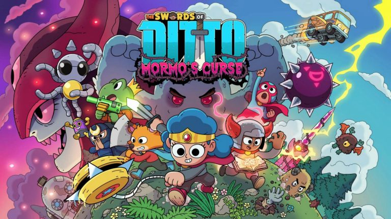 Read more about the article Для The Swords of Ditto: Mormo's Curse вышло обновление 1.17