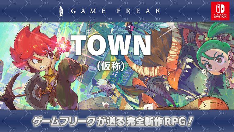Новый скриншот из игры Town