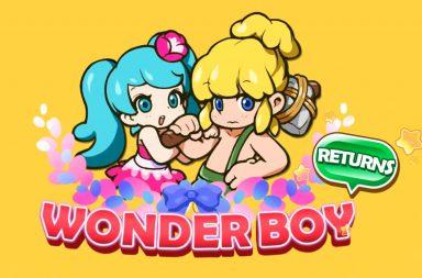 Смотрите новый трейлер Wonder Boy Returns Remix! 6