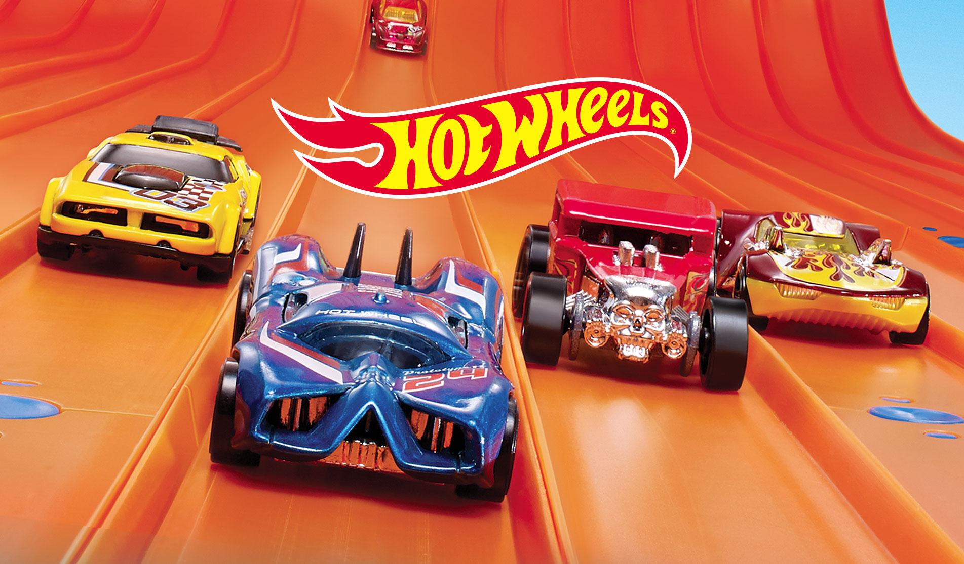Hot Wheels и Nintendo выпустят треки по серии Mario Kart