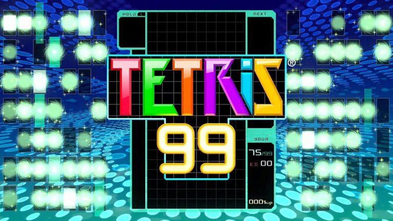 Tetris 99 поступит в продажу в Японии