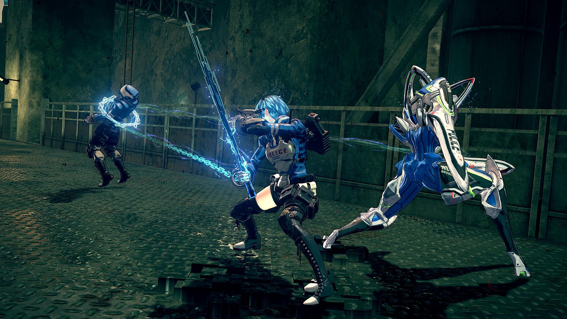 В Astral Chain будет поддержка кооператива для двух игроков
