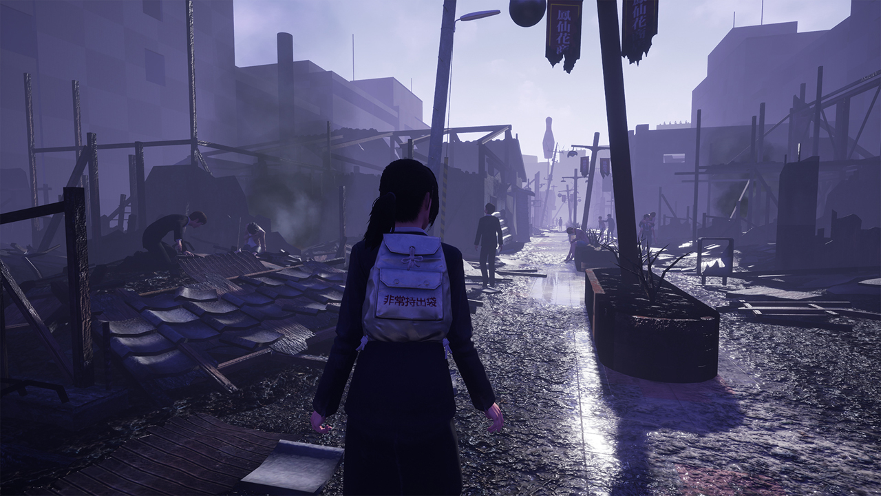 Disaster Report 4: Summer Memories выйдет для Switch на Западе