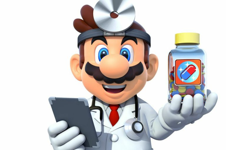 Рекламная компания Dr. Mario World