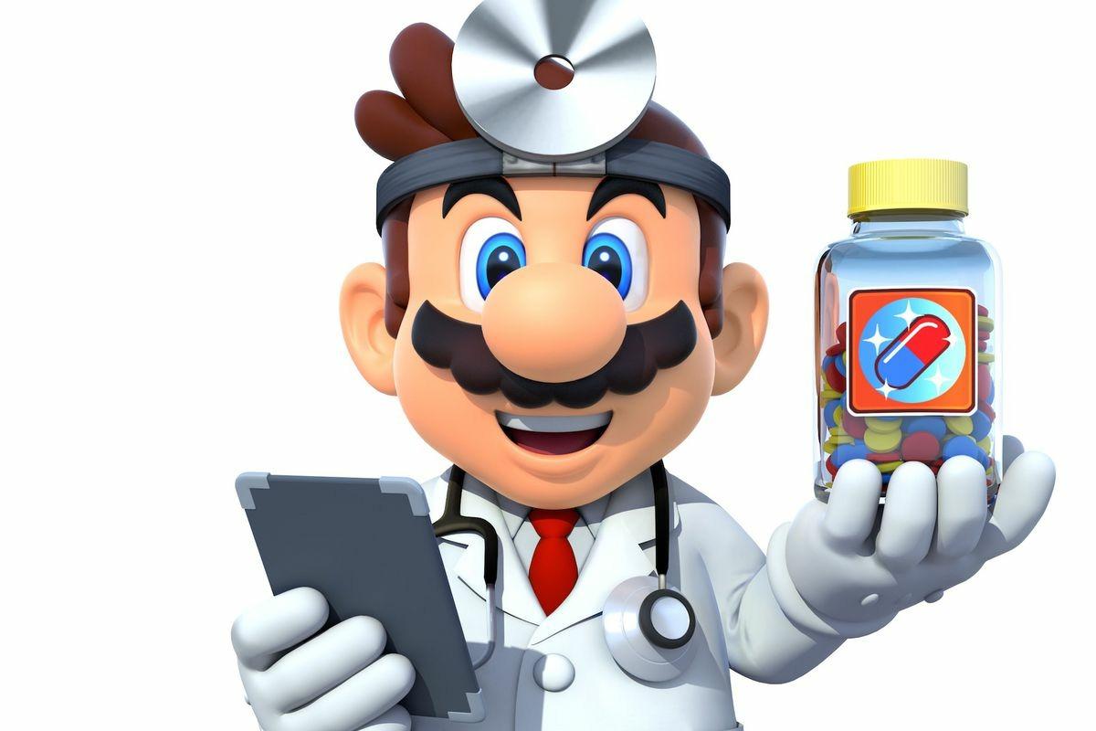Рекламная компания Dr. Mario World