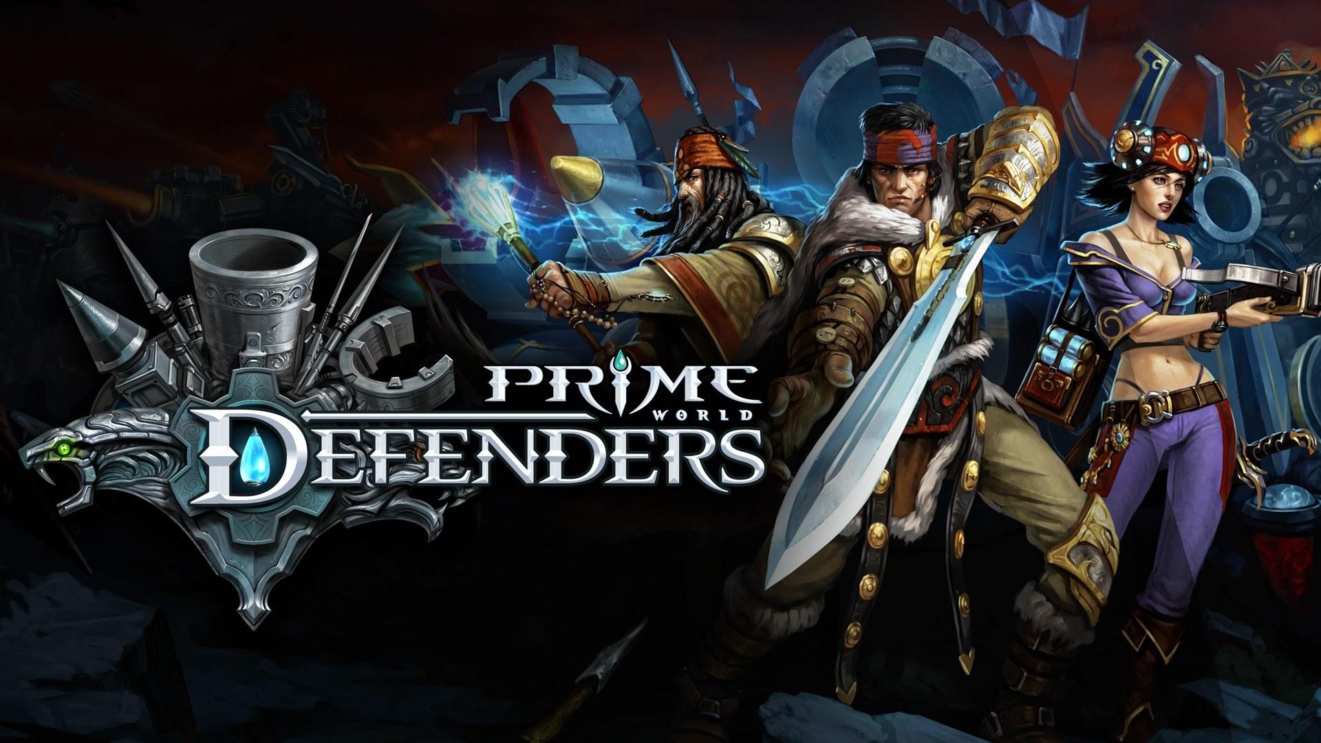 Prime World: Defenders выйдет на Switch