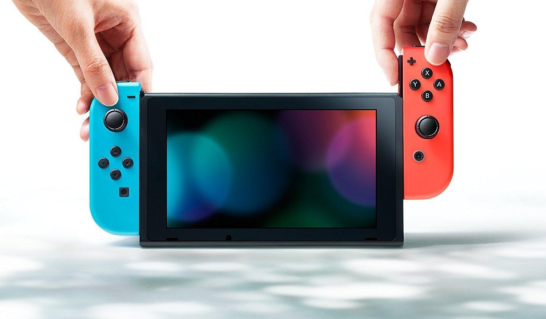 Switch снова стала самой продаваемой консолью в США