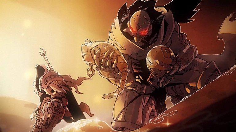 Darksiders Genesis выйдет на Switch