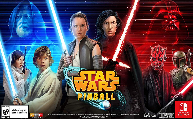 Star Wars Pinball поступит в продажу на картриджах