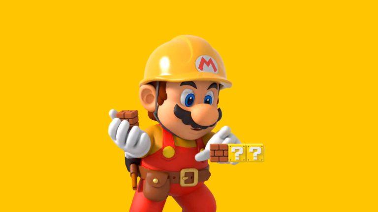 Для Super Mario Maker 2 вышло обновление 1.0.1