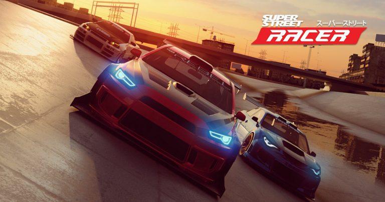 Racer выйдет на Switch