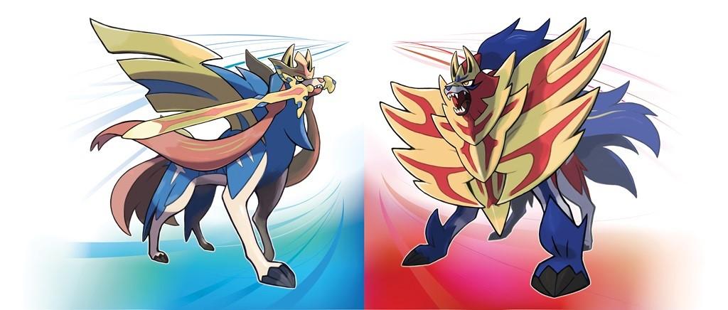 Pokemon Sword и Shield поступят в продажу 15 ноября