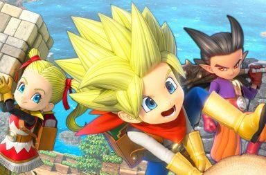 Демо версия Dragon Quest Builders 2 станет доступна 27 июня 12