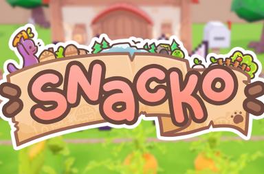 Snacko выйдет на Switch 8