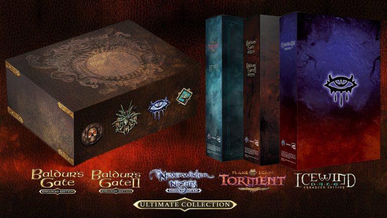 Dungeons & Dragons Collector's Packs анонсированы для Nintendo Switch