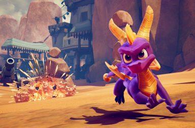 6 минут геймплея Spyro Reignited Trilogy 2