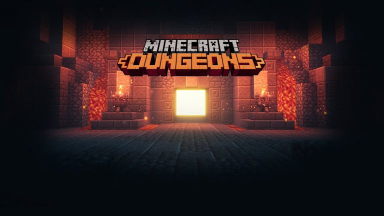 Minecraft Dungeons анонсирована на Switch