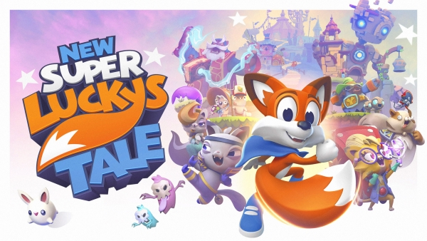 Read more about the article New Super Lucky's Tale выйдет на физическом носителе