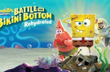 """SpongeBob SquarePants: Battle for Bikini Bottom – Rehydrated!"" выйдет на Nintendo Switch 6"