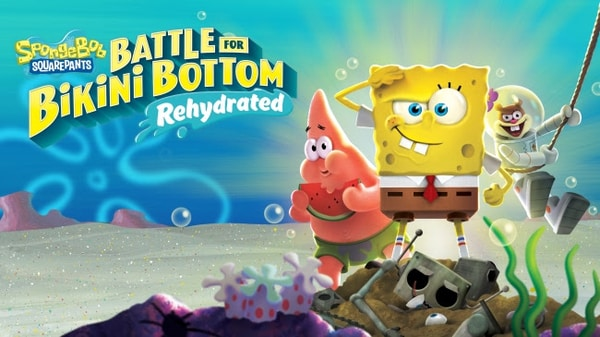 "Read more about the article ""SpongeBob SquarePants: Battle for Bikini Bottom – Rehydrated!"" выйдет на Nintendo Switch"