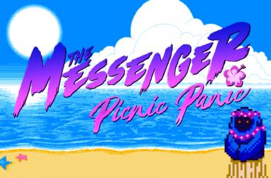 """DLC Picnic Panic для """"The Messenger"""" выйдет 11 июля 4"""