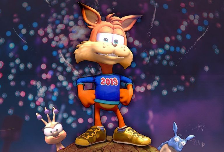Read more about the article Bubsy: Paws on Fire! выйдет на Switch 29 августа