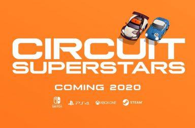 Circuit Superstars выйдет на Switch 6