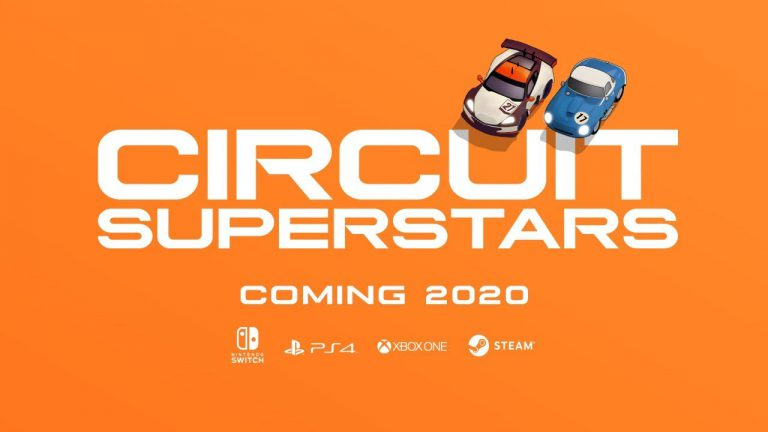 Read more about the article Circuit Superstars выйдет на Switch