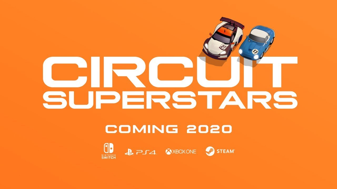 Circuit Superstars выйдет на Switch