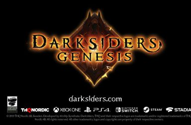 Первый тизер Darksiders Genesis 2