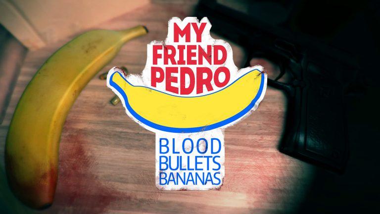 My Friend Pedro выйдет на Switch 20 июня