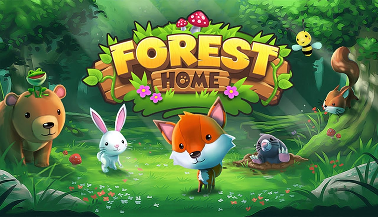 Forest Home выйдет на switch