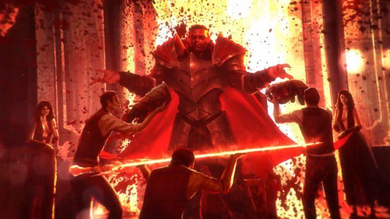 Immortal Realms: Vampire Wars выйдет на Switch