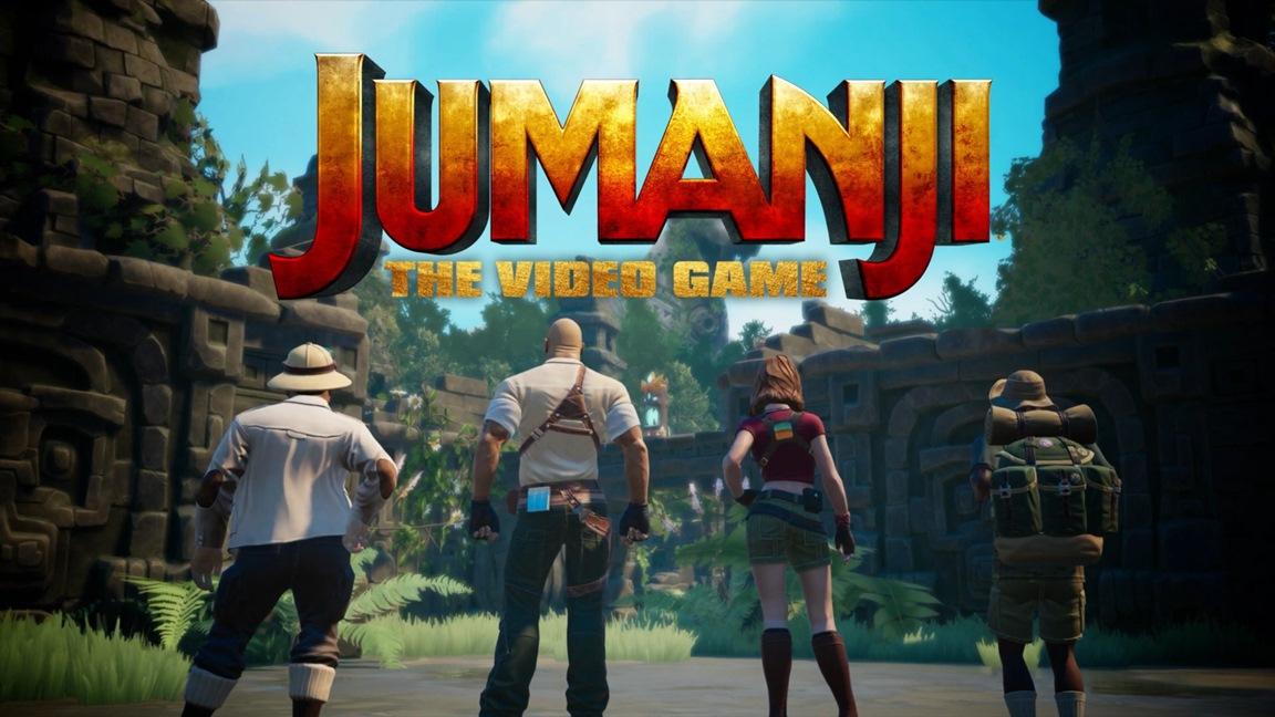 Jumanji: The Video Game анонсирована для Nintendo Switch
