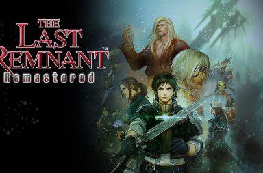 The Last Remnant Remastered стала доступна на Nintendo Switch 2