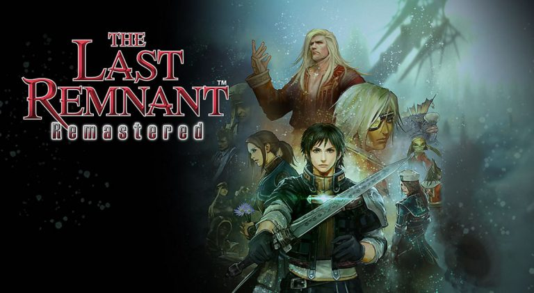 The Last Remnant Remastered стала доступна на Nintendo Switch