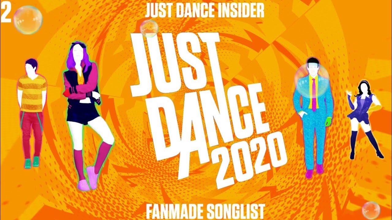 Just Dance 2020 выйдет на Switch и Wii