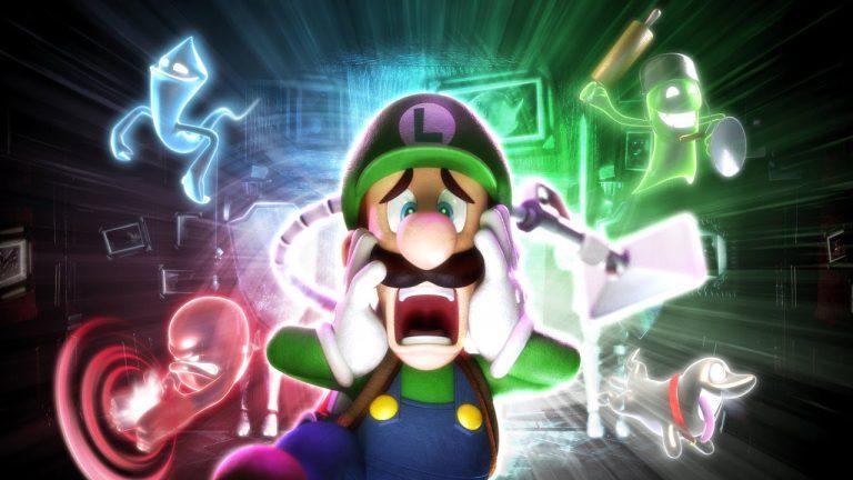 Luigi's Mansion 3 разрабатывалась для Wii U